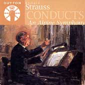 Strauss: An Alpine Symphony /Strauss, Bavarian Staatskapelle