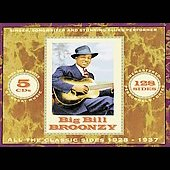 Big Bill Broonzy: All the Classic Sides 1928-1937 [Box]