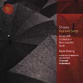 Classic Library - Strauss: Four Last Songs / Fleming, et al
