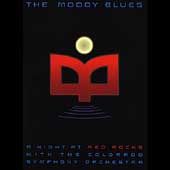 The Moody Blues: A Night At Red Rocks [Digipak]