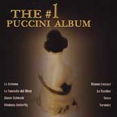 The # 1 Puccini Album