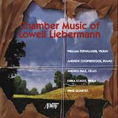 Liebermann: Chamber Music / William Terwilliger, et al