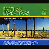 Various Artists: Brazilian Love Affair, Vol. 5