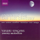 Anthems for the 21st Century  / Backhouse, Filsell, et al