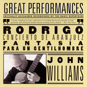 Rodrigo: Concierto de Aranjuez, etc / John Williams