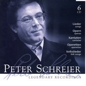 Peter Schreier - Legendary Recordings