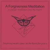 Nina Livingstone: A Forgiveness Meditation: A Guided Meditation into the Heart
