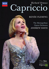 Strauss: Capriccio / Renee Fleming, Met Opera [2 DVD]