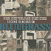 Various Artists: Second Generation Bluegrass