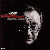 Mozart: Piano Concertos K 414, K 453 / Brendel, Mackerras