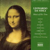 Da Vinci: Music Of His Time