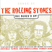 Various Artists: All Blues'd Up! Songs of the Rolling Stones