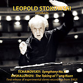 Stokowski and Kubelik Conduct - Stereo Recordings from 1952