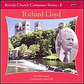 British Church Composers Vol 8  - Richard Lloyd