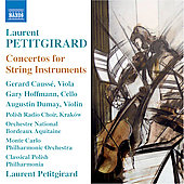 Petitgirard: Concertos for String Instruments / Dumay, et al