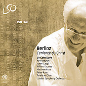 Berlioz: L'enfance du Christ / Davis, Beuron, et al