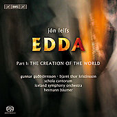 Leifs: The Creation of the World / Bäumer, Gudbjörnsson