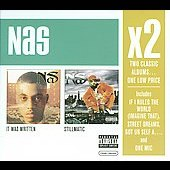 Nas: It Was Written/Stillmatic [Box] [PA]