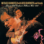 Michael Bloomfield: Live at Bill Graham's Fillmore West: 1969