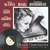 Various Artists: Dainty Debutantes: Female Novelty Pianists of the 1930s