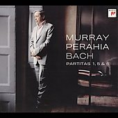 Bach: Partitas Nos 1 5 & 6 / Murray Perahia