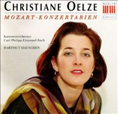 Mozart: Concert Arias