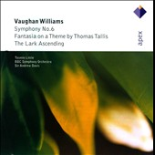 Vaughan Williams: Symphony No.6, Fantasia On A Theme By Thomas Tallis, Etc.