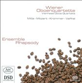 Wiener Oboenquartette: Mica, Mozart, Krommer, Vanhal