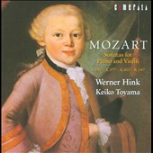Mozart: Violin & Piano Sonatas