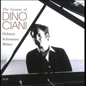 Genius Of pianist Dino Ciani