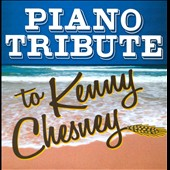 Various Artists: Piano Tribute to Kenny Chesney