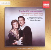 Donizetti: Lucia di Lammermoor [Highlights] / Gruberova, Kraus, Bruson, Lloyd