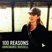 Annemarie Russell: 100 Reasons [Digipak]