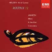 Matrix 12 - Nielsen;  Janacek / Crowson, Melos Ensemble