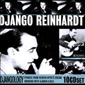 Django Reinhardt: Djangology [Box]