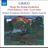 Grieg: Music for String Orchestra / Malmo SO