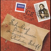 Schubert: Piano Sonatas; Impromptus / Andras Schiff, piano