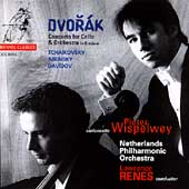 Dvorák: Concerto for Cello;  et al / Wispelwey, Renes