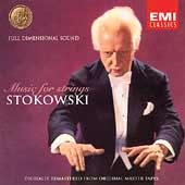 Music for strings / Leopold Stokowski