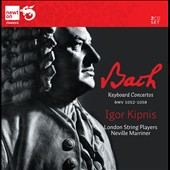Bach: Keyboard Concertos - Concertos nos 1-7 / Igor Kipnis, harpsichord; Neville Marriner
