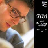 English Folksongs & Lute Songs / Andreas Scholl