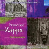 Francesco Zappa: Six Symphonies