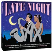Various Artists: Late Night Sax [Not Now]