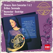 R. Strauss: Horn Concertos 1 & 2; Britten: Serenade, Op. 31 / Marie Luise Neunecker, horn; Ian Bostridge, tenor