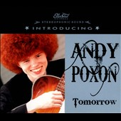 Andy Poxon: Tomorrow [Digipak]