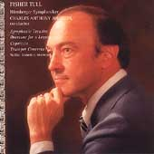Tull: Symphonic Treatise, etc / Strieder, Johnson, et al