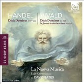 Vivaldi: Dixit Dominus, RV 807; In furore iustissimae irae, RV 626; Handel: Dixit Dominus, HWV 232 / Lucy Crowe, soprano
