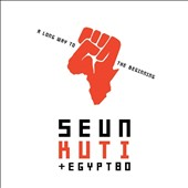 Seun Kuti & Egypt 80/Seun Kuti: A Long Way to the Beginning [Digipak] *