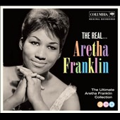 Aretha Franklin: The Real... Aretha Franklin [Digipak]