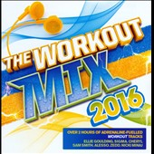 Various Artists: The Workout Mix 2016
